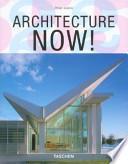 libro Architecture Now