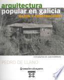 libro Arquitectura Popular En Galicia
