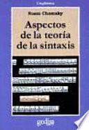 libro Aspectos De La Teoría De La Sintaxis