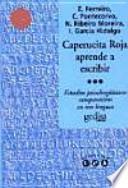 libro Caperucita Roja Aprende A Escribir