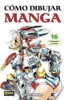 libro Cómo Dibujar Manga