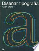 libro Diseñar Tipografía
