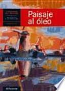 libro Paisaje Al Óleo