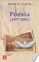 libro Poesía (1977 2001)