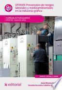 libro Prevención De Riesgos Laborales Y Medioambientales En La Industria Gráfica. Argi0109
