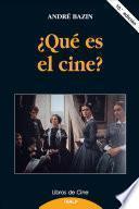 libro ¿qué Es El Cine?