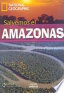 libro Salvemos El Amazonas