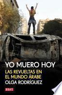 libro Yo Muero Hoy