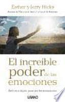 libro El Increíble Poder De Las Emociones