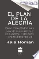 libro El Plan Del Gozo