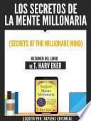 Los Secretos De La Mente Millonaria (secrets Of The Millionare Mind)