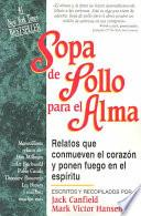 libro Sopa De Pollo Para El Alma / Chicken Soup For The Soul