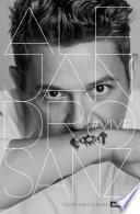 libro Alejandro Sanz. #vive