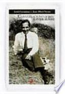libro Conversaciones Sobre Xavier Zubiri