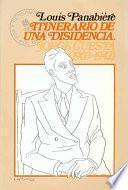 libro Itinerario De Una Disidencia, Jorge Cuesta (1903 1942)