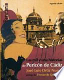 libro Las Mil Y Una Historias De Pericón De Cádiz
