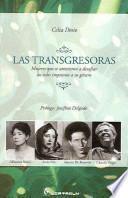 libro Las Transgresoras