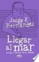 libro Llegar Al Mar