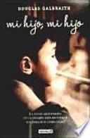 libro Mi Hijo, Mi Hijo