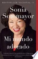 libro Mi Mundo Adorado