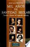 libro Mil Años De Santidad Seglar