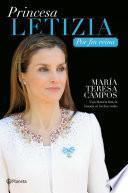 libro Princesa Letizia. Por Fin Reina