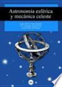 libro Astronomía Esférica Y Mecánica Celeste