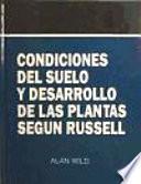 libro Condiciones Del Suelo Y Desarrollo De Las Plantas Según Russell