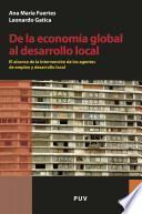 libro De La Economía Global Al Desarrollo Local