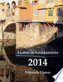 libro Examen De Entrenamiento 2014