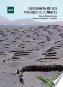 libro GeografÍa De Los Paisajes Culturales