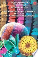 libro Introducción A La Microscopía Electrónica Aplicada A Las Ciencias Biológicas