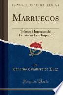libro Marruecos
