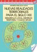 libro Nuevas Realidades Territoriales Para El Siglo Xxi