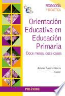libro Orientación Educativa En Educación Primaria