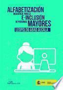 libro Alfabetización Mediática Para La Einclusión De Personas Mayores.