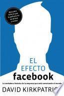 libro El Efecto Facebook