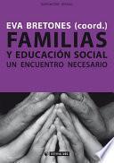 libro Familias Y Educación Social