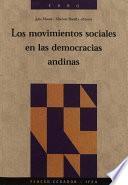 libro Los Movimientos Sociales En Las Democracias Andinas