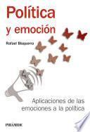 libro Política Y Emoción