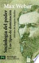 libro Sociología Del Poder