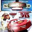 libro Cars 2. Libro Con Proyector De Cine 3d