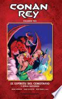libro Conan Rey