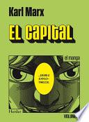 libro El Capital. Volumen I