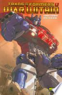 libro Transformers 1 War Within
