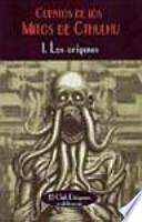 libro Cuentos De Los Mitos De Cthulhu