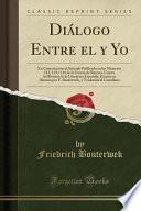 libro Diálogo Entre El Y Yo