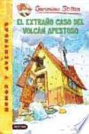 libro El Extraño Caso Del Volcán Apestoso