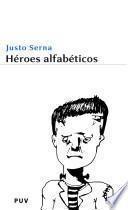 libro Héroes Alfabéticos