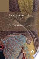 libro La Hoja De Mar (